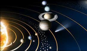 宇宙 [yǔzhòu] จักรวาล